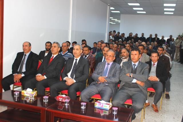 احتفالية وزارة العدل فبراير 2017 -2