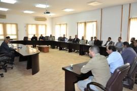 دورة خط في جمعية الدعوة الاسلامية2